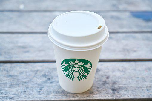 Glass, Coffee, Starbucks, Hot, Nutrition, Food