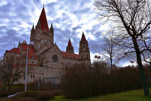 Vienna, Austria, City, Europe, Architecture, Landmark