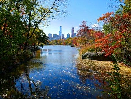 Ny, Newyork, Manhattan, Usa, America, Urban, New, York
