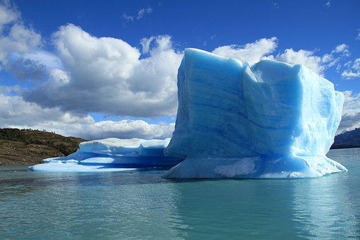 Ice, Water, Glacier, Cold, Arctic