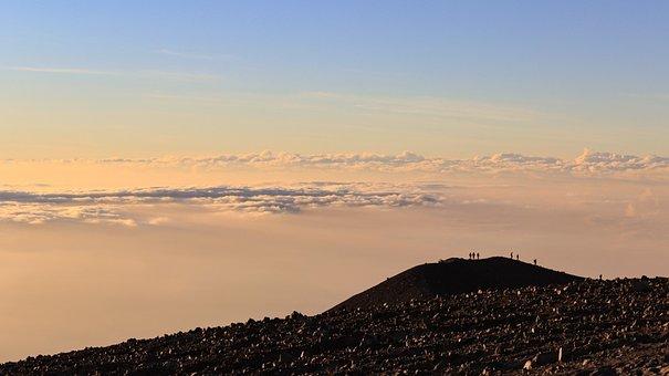 Mountain, Rock, Cloud, Nature, Landscape, Stone, Travel