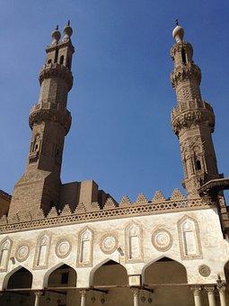 Cairo, Mosque, Islam, Muslim