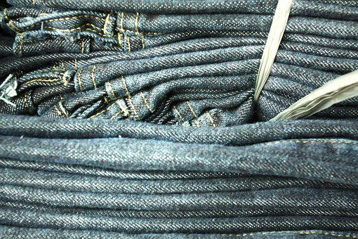 Jeans, Denim, Fabric, Garment, Fashion, Blue, Textile