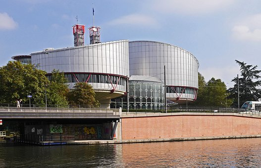 European Court Of Justice, For Human Rights, Strasbourg