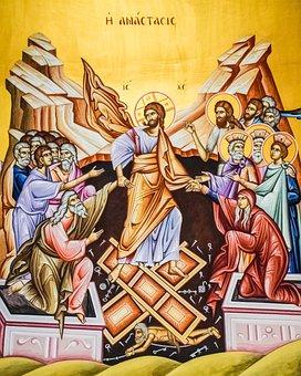 Resurrection Of Christ, Iconography, Church