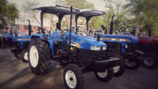 Tractors, Machines, Agriculture, New Holland