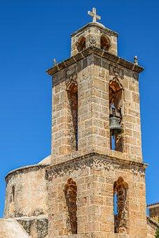 Belfry, Church, Orthodox, Medieval, Religion