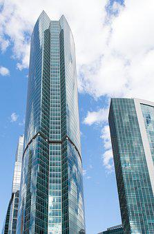 Moscow City, Business Center, Office Center