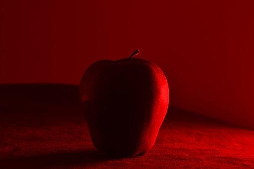 Dna, Apple, Red, Nature, Red Apple, Fruit, Fruit Season