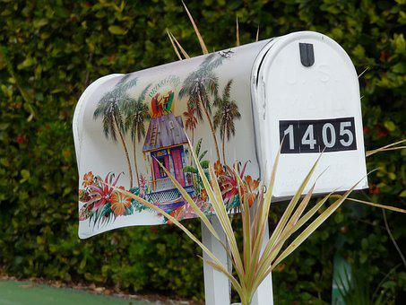 Mailbox, Usa, Letter Box, Letter Boxes, United States