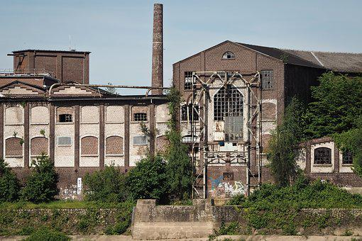 Lost Places, Factory, Break Up, Pforphoto, Leave