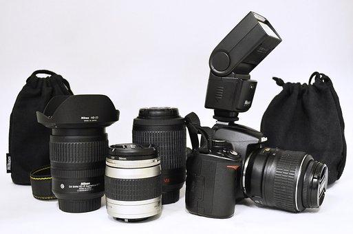 Camera, Lens, Lenses, Photography