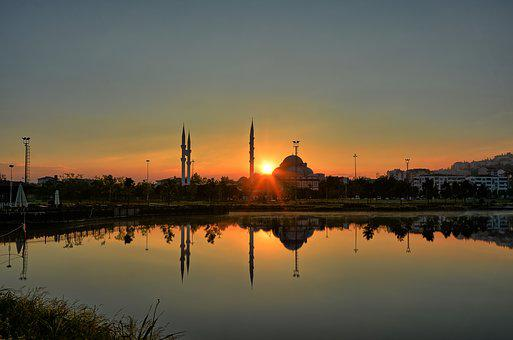Turkey, Scholarship, I Cam, Solar, Horizon, Sunrise