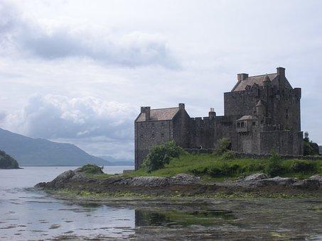 Scotland, Castle, Little Castle