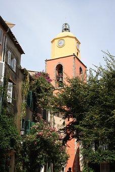 South Of France, Saint Tropez, St Tropez, Church