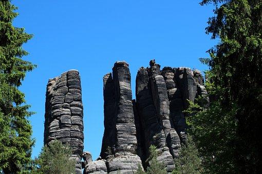 Rock, Stones, Monkey Stones, High, Climb