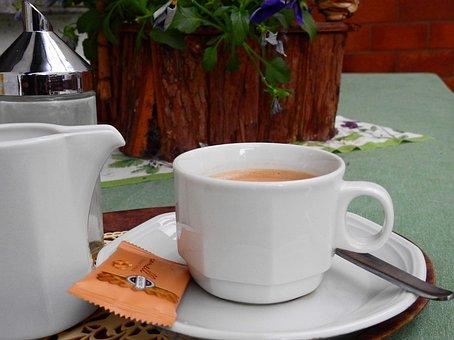 Coffee, Coffee Cup, Kaffeekaennchen, Cup, Jug, Tablet