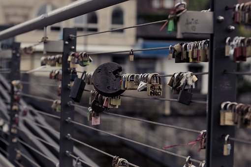 Love Locks, Love Padlocks, Love Lock, Love Padlock