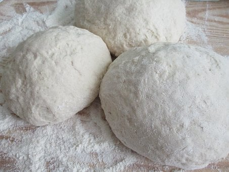 Flour, Dough, Italian Cuisine, Yeast, Bread, Pizza