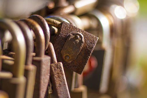 Lock, Padlock, Love, Relationship, Old, Symbol, Loyalty