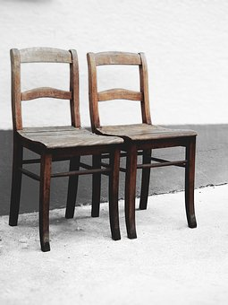 Chair, Seat, Sit, Furniture Pieces, Furniture, Old