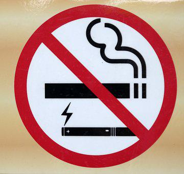 No Smoking, Sign, Cigarette, Smoking, Symbol, Tobacco