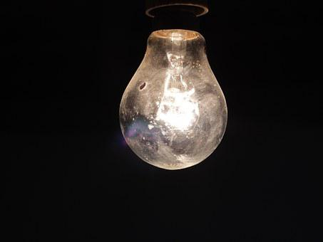 Bulb, Light, Electricity, Energy, Glass, Idea, Lamp