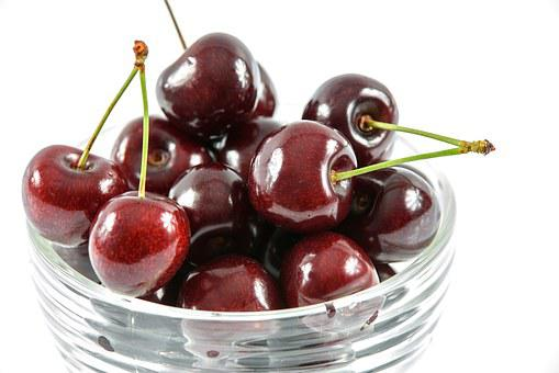 Mouth-watering Cherries, Mouth Watering, Mature, Sweet
