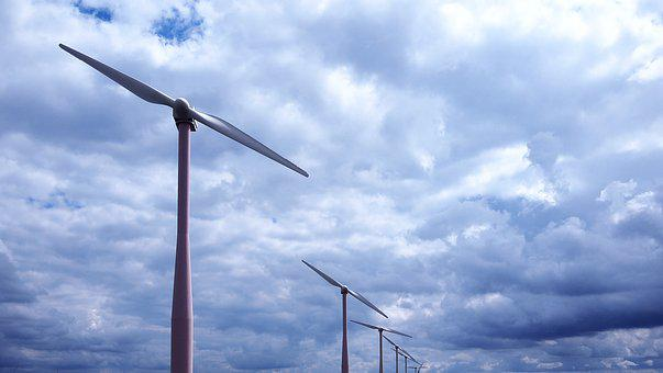 Windmill, Wind Energy, Sustainability, Sky, Dutch