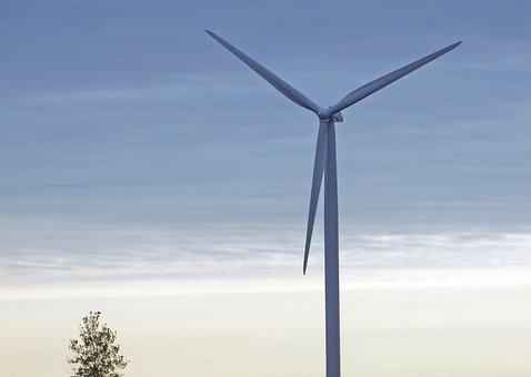 Windmill, Wind Turbine, Wind Energy, Wind Power, Energy