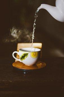 Nature, Coffee, Cup, Water, Vintage