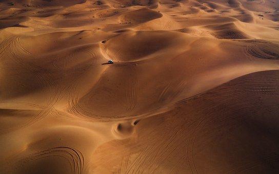 Desert, Landscape, Nature, Travel, Summer, Natural