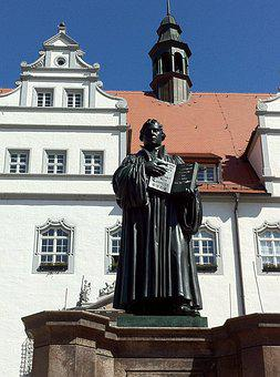Luther, Wittenberg, Martin Luther, Bible, 95 Theses