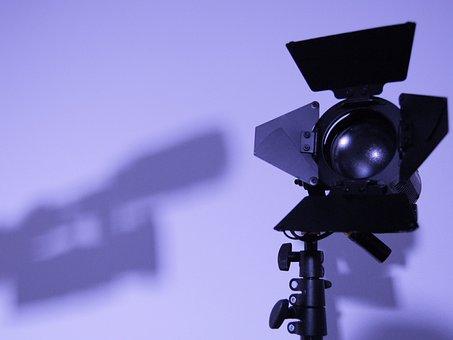 Camera, Equipment, Film, Photographer, Photographic