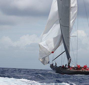 Boat, Sailboat, Sea, Browse, Sails, Navigation