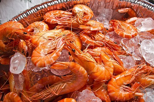 Prawns, Seafood, Delicious, Food, Shellfish, Restaurant