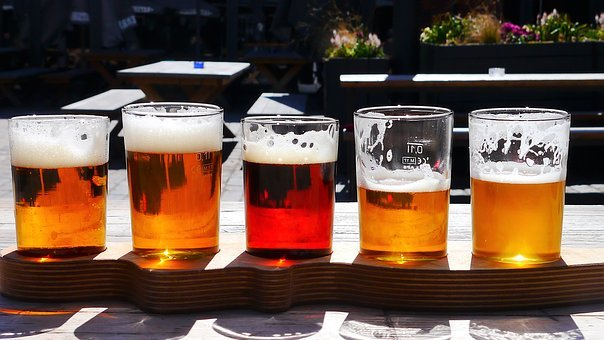 Beer, Varieties, Different Types Of, Alcohol, Hops