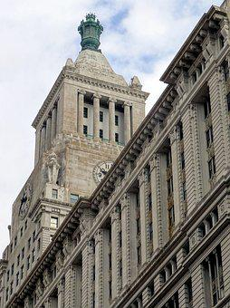 Consolidated, Edison, Building, New York, Architecture