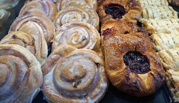 Bread, Bakery, Eat, Diet, Food, Baked Goods, Baker