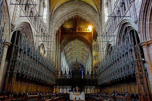 Church, United Kingdom, Seat, Mass
