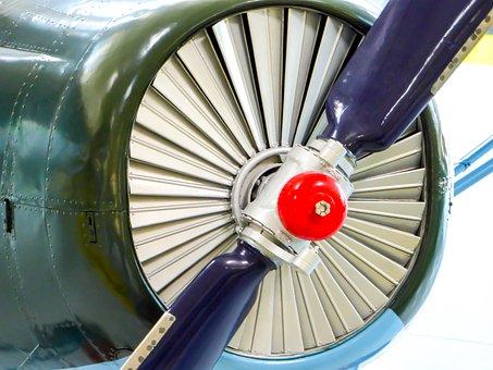 Aircraft, Propeller, Flight, Wing, Flying, Transport