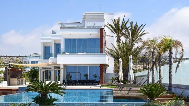 Villa, Architecture, House, Design, Modern, Residential