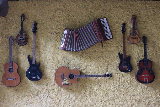 Instruments, Music, Sound, Acoustic