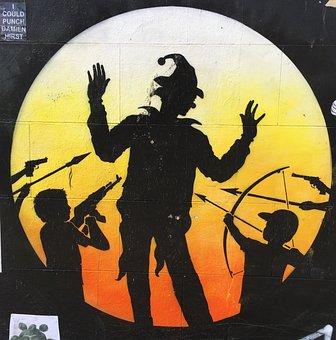 Street Art, Londond, Shoreditch, Eastend, Art, Mural