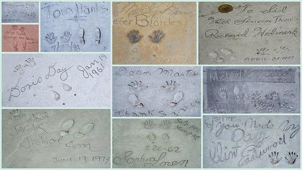 Hollywood Boulevard, Hollywood, Hollywood Stars