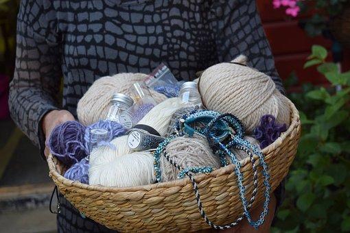 Crafts, Knitting, Jewelry, Smyckestillverkling