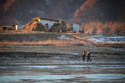 North Korea, Soldiers, Poor, Force