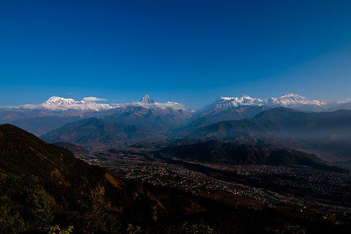 Mountain, Himalayas, Landscape, Travel, Nature, Asia