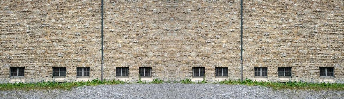Wall, Old, Texture, Stone, Stone Wall, Facade, Walls