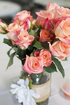 Flower, Wedding, Wedding Flowers, Bouquet, Love, Bride